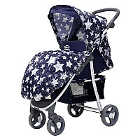 Прогулочная коляска  KIRA Plus (Stars blue), фото 1
