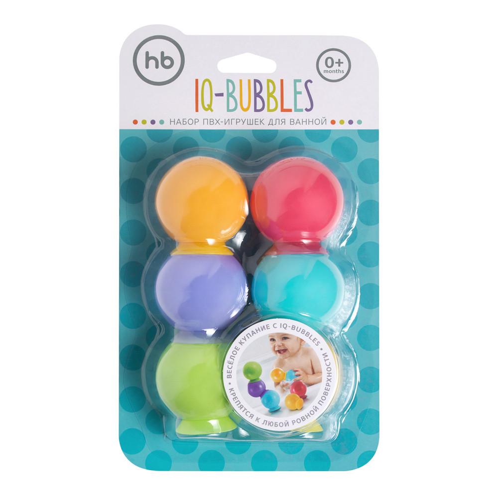 Happy Baby Набор игрушек IQ-BUBBLES