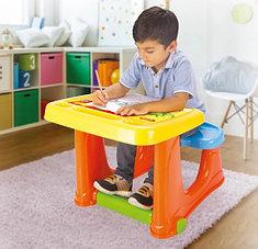 Детские столики, парты и стульчики