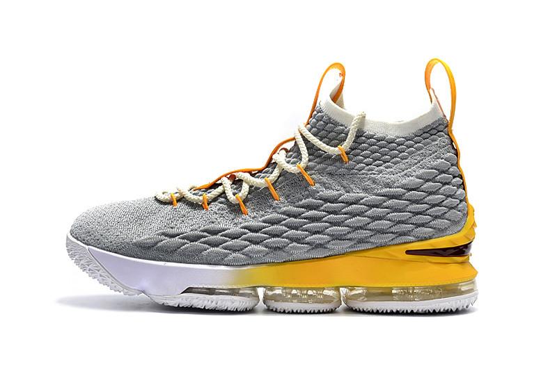 Баскетбольные кроссовки Nike Lebron 15 (XV) from LeBron James