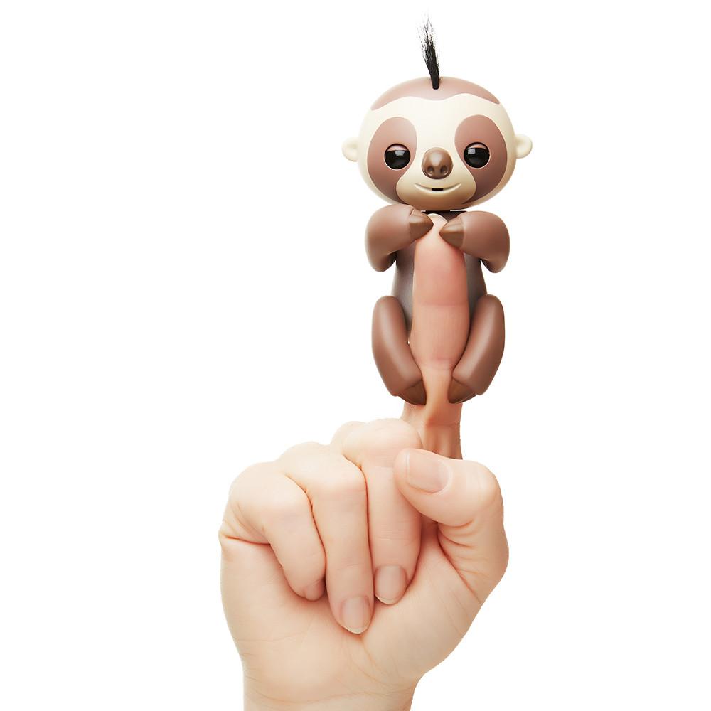 Fingerlings - Интерактивный ручной ленивец Кингсли
