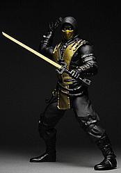 Mortal Kombat X - Скорпион (чёрный, 2015 New York Comic Con эксклюзив)