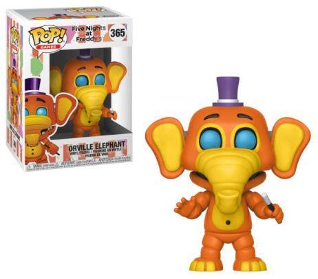 "Funko POP! Games ""Five Nights at Freddy's"" Виниловая Слон Орвилл №365"
