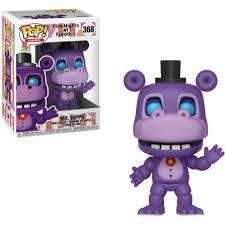 "Funko POP! Games ""Five Nights at Freddy's"" Виниловая Мистер Гиппо (Mr. Hippo) №368"