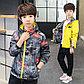Двухсторонняя ветровка для мальчика подростка , фото 2