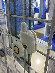 Ролик для душевой кабины ТРИТОН (одинарный кнопочный)