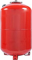 Гидроаккумулятор (расширительный бак) 24 вертикальный (красный)