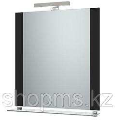 Зеркало Тритон Ника-80С 004.42.0800.001.01.04 U черный