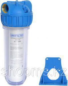 """Фильтр колба для воды 10"""" (1"""") с картриджем (5мкм), фото 2"""