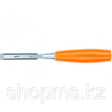 Стамеска, 16 мм, плоская, пластиковая рукоятка// SPARTA, фото 2