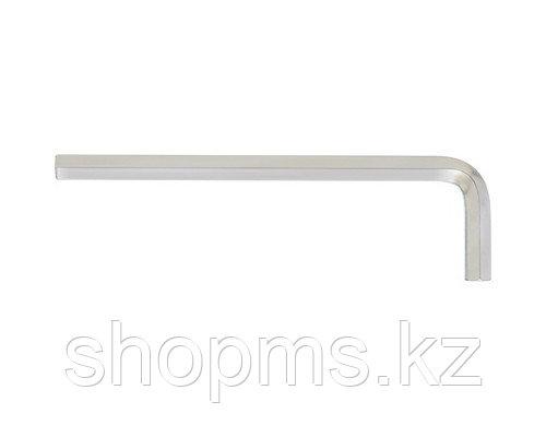 Ключ имбусовый  HEX, 10мм, 45x, закаленный, никель//Сибртех