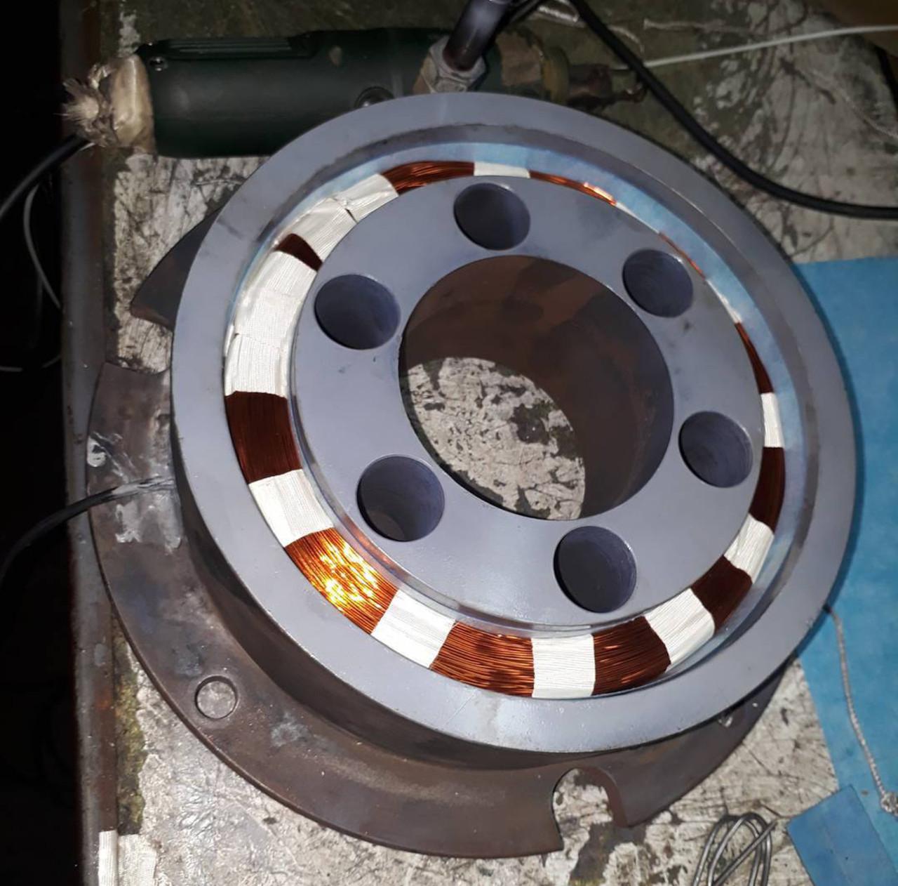 Ремонт магнитных тормозов крановый электродвигателей
