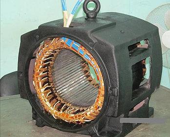 Ремонт электродвигателей лифта
