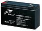Батарея необслуживаемая (аккумулятор) Ritar RT6120 (6V 12 Ah), Емкость аккумулятора: 12 Ah, Разъемы: F1/F2, фото 2