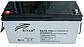Батарея необслуживаемая (аккумулятор) Ritar RA12-200 (12V 200 Ah), Емкость аккумулятора: 200 Ah, Разъемы: F10/, фото 2