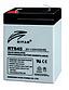 Батарея необслуживаемая (аккумулятор) Ritar RT690 (6V 9 Ah), Емкость аккумулятора: 9 Ah, Разъемы: F1/F2, фото 2