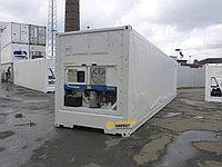 Высокие 40 футовые рефрижераторные контейнера, Daikin