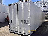 Высокие 40 футовые рефрижераторные контейнеры, Carrier