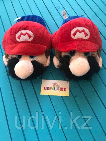 Домашние тапочки Mario