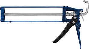 Пистолет для герметиков, скелетный, усиленный Зубр Эксперт 06631 (310мл)