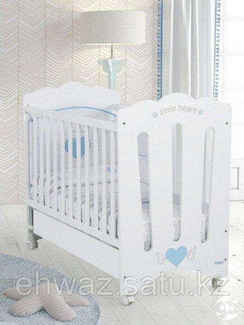 Детская кроватка Littie heart
