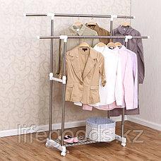 Вешалка напольная для одежды гардеробная YOULITE YLT-0329, фото 3
