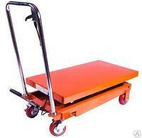 Стол подъемный TOR PTS500 г/п 500кг, подъем 360-1500mm