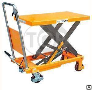 Стол подъемный PTS1000 г/п 1000кг, подъем 500-1700mm TOR