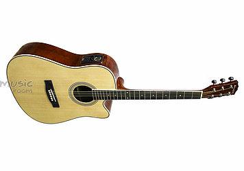 Электроакустическая гитара  Adagio MDF-4180CE/NA