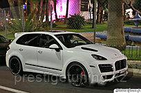 Обвес Techart на Porsche Cayenne 958