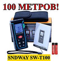 Лазерный дальномер SNDWAY SW-T100, фото 1
