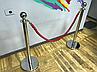 Серебристые стойки декоративные, фото 8