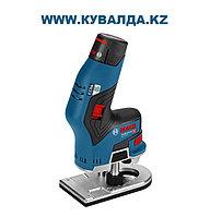 Аккумуляторный фрезер Bosch GKF 12V-08, фото 1