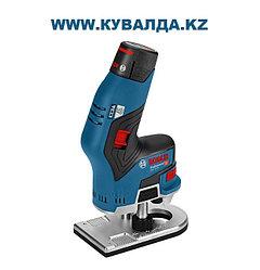 Аккумуляторный фрезер Bosch GKF 12V-08