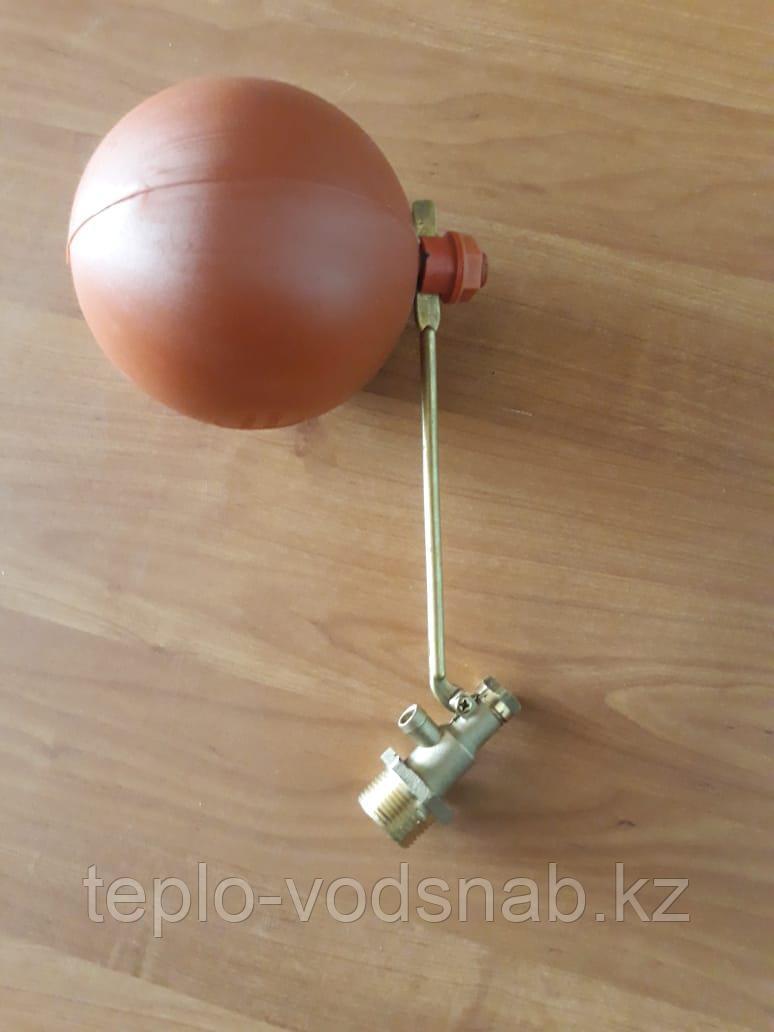 Поплавок для пластиковой емкости DN15