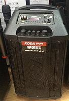 Портативная колонка KODA с двумя радиомикрофонами