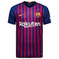 Футбольная форма Барселона сезона 2018-19 домашняя