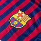 Футбольная форма Барселона сезона 2018-19 домашняя, фото 3