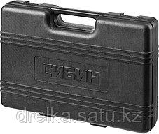 Набор слесарно-монтажного инструмента СИБИН, 94 предмета, фото 3