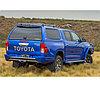 Кунг (канопи) ARB для Toyota Hilux Revo со сдвижными окнами (гладкий)