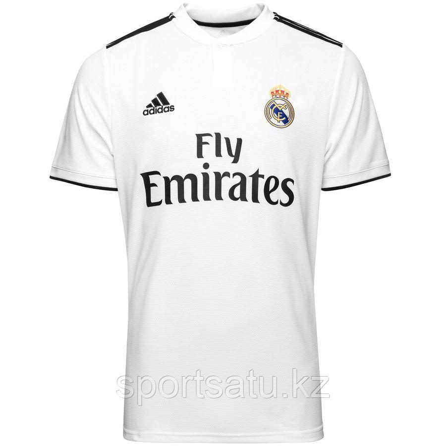 Футбольная форма Реал Мадрид сезона 2018-19 домашняя