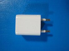 Адаптер Евровилка 220V на USB 5V