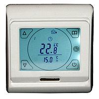 Терморегулятор Е-91, Сенсорный экран, выносной датчик пола