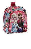 Детский рюкзак для детского сада Холодное сердце (Frozen) розовый