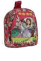 Детский рюкзак для детского сада Принцесса София розовый