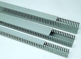 Канал кабельный перфорированный ПВХ 25×25 мм (2 м)