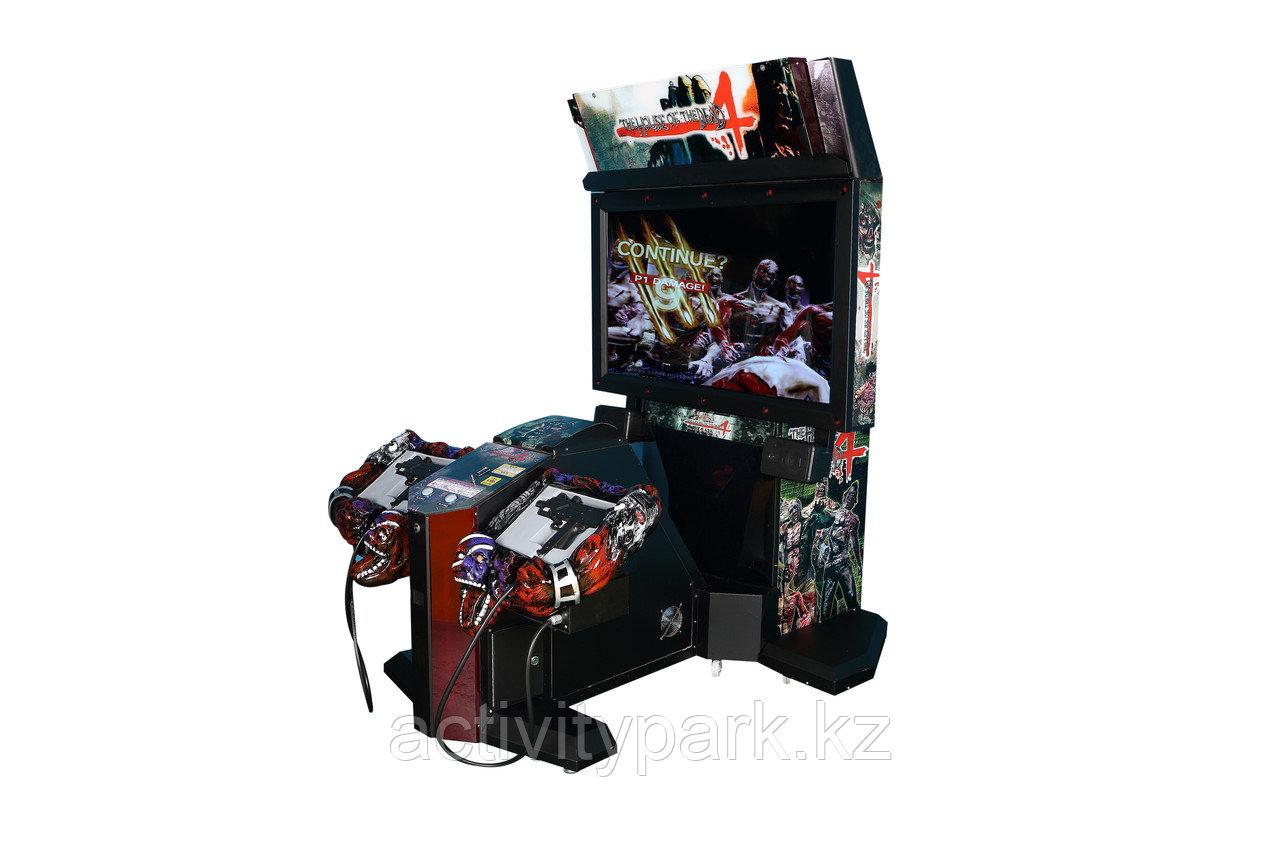 Игровой автомат - The House of dead 4