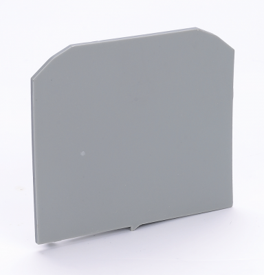 Заглушка боковая ЗБК-35 35 mm² (серая, голубая)