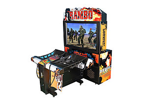 Игровой автомат - RAMBO