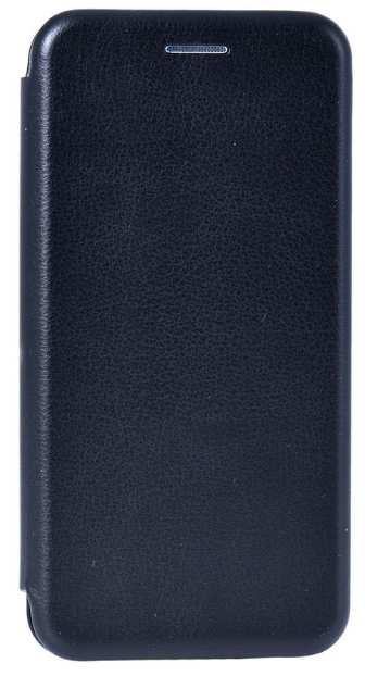 Кожаный чехол Open series на Xiaomi Mi Max (черный)